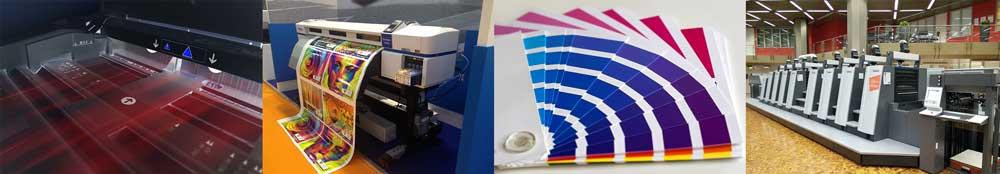 Offset-sheet-fed-printing